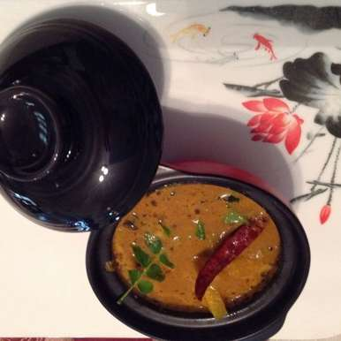 Photo of Pumpkin Curry with roasted Coconut by usha balagopal at BetterButter