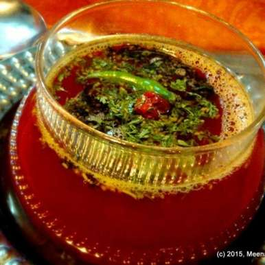 Beetroot Rasam, How to make Beetroot Rasam