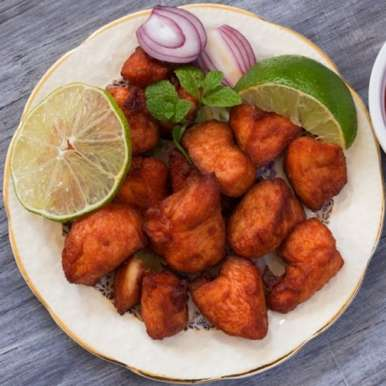 Chicken Pakora, How to make Chicken Pakora