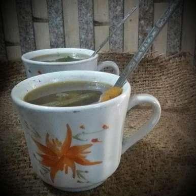 Photo of Veg clear soup / Desi soup by Manju Vinod at BetterButter