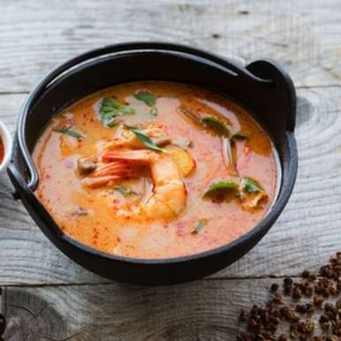 Photo of Prawns in coconut milk gravy by BetterButter Editorial at BetterButter