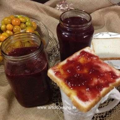 Photo of Strawberry Jam by Prabal Kirtika at BetterButter