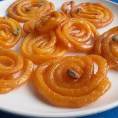 Photo of Instant Jalebis by Arti Gupta at BetterButter