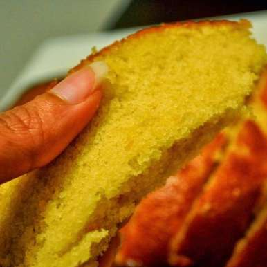 Photo of Orange pound cake by Balachandrika Kandaswamy at BetterButter