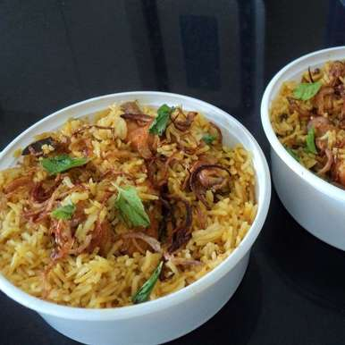 Photo of Hyderabadi Chicken Dum Biryani ( In a Pressure Cooker ) by sweta biswal at BetterButter