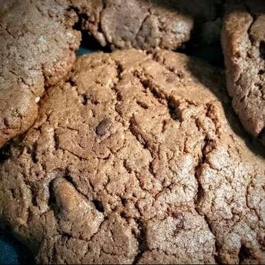 Photo of Chocolate cookies by Ms. Falguni Kapadia at BetterButter