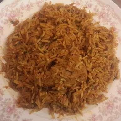 Photo of Chicken Biryani by Vertika Srivastava at BetterButter