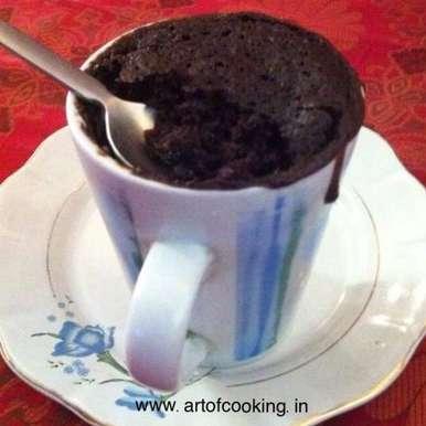 Photo of Chocolate Mug Cake by Prabal Kirtika at BetterButter
