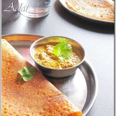 Photo of Adai/Lentil Dosa by Rumana Rawat at BetterButter