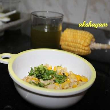 Photo of Corn Idli Upma by Krithika Chandrasekaran at BetterButter