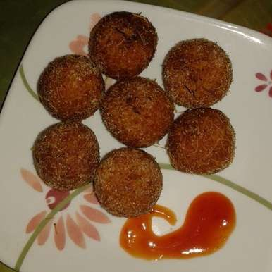 Photo of Paneer Coconut Balls by Kajal Singh at BetterButter