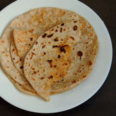 Photo of Urad Dal Roti/Stuffed Urad Dal Paratha by Priya Suresh at BetterButter
