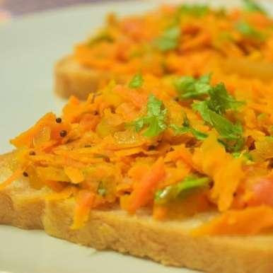 Photo of  Masala Bread Toast by Srividhya Ravikumar at BetterButter