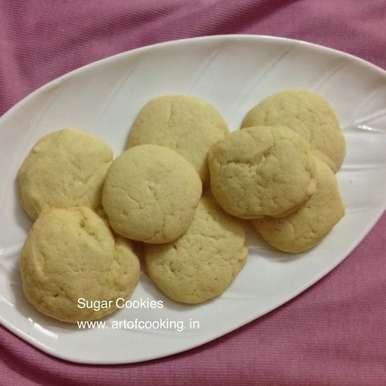 Photo of Sugar Cookies by Prabal Kirtika at BetterButter