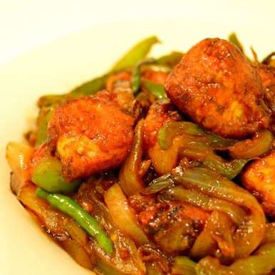 Photo of Dry Chilli Paneer (indo-chinese style) by Shonali Debnath at BetterButter