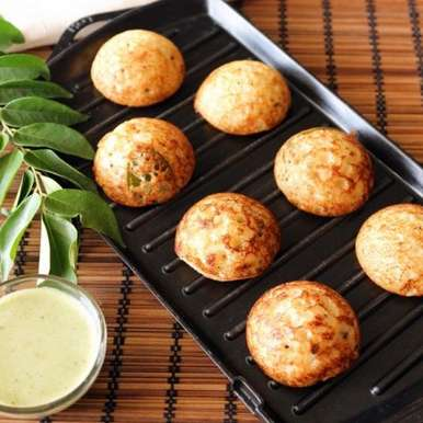 Photo of Instant Rava Appam by Vama Dattani at BetterButter