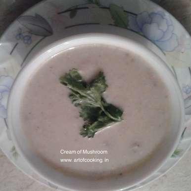 Photo of Cream of Mushroom Soup by Prabal Kirtika at BetterButter