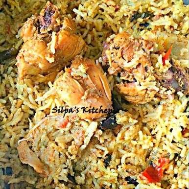 Photo of Chicken Biryani by silpa jorna at BetterButter