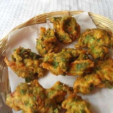 Photo of Palak pakoda | Spinach Fritters by Babitha Costa at BetterButter