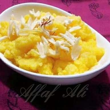 Photo of Egg Halwa by Affaf Ali at BetterButter