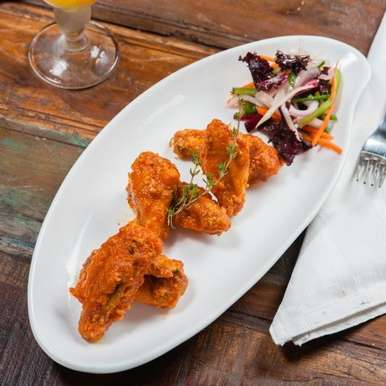Photo of Caribbean Chicken Strips by Raasta Lounge  at BetterButter