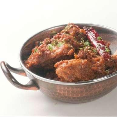 Photo of Kohlapuri Sukha Chicken by Gulati's Spice Market  at BetterButter