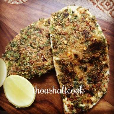 Photo of Herb Crusted Paneer by Pallavi Purani at BetterButter