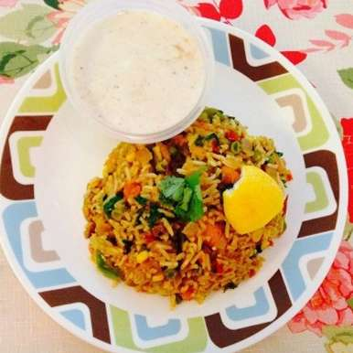 Photo of Tawa Pulao (Mumbai Street Food) by Ankita Agarwal at BetterButter