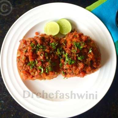 Photo of Masala pav by Ashwini Patil at BetterButter