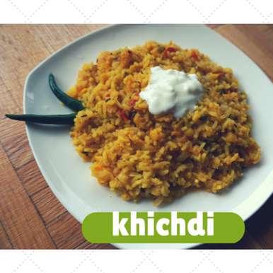 Photo of Khichdi by Lipika Brahma at BetterButter