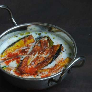 Photo of Dahi Baingan/Dahi Baigana by Priya Suresh at BetterButter