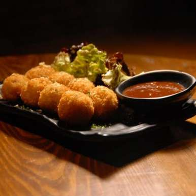 Photo of Coconut Shrimps with Orange Marmalade Dipping Sauce by The Piano Man Jazz Club at BetterButter