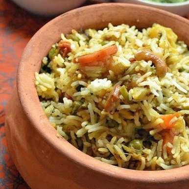 Photo of Malabar Vegetable Biryani by Rafeeda AR at BetterButter