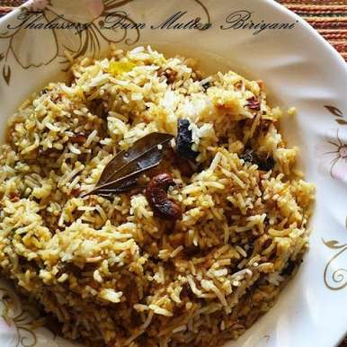 Photo of Thalassery Mutton Dum Biriyani by Rafeeda AR at BetterButter