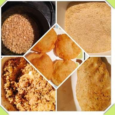 Photo of Instant Dal poori or bedmi poori (Break fast Special) by Ankita Agarwal at BetterButter