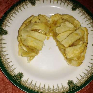 Photo of Apple Pie by Jerusha Daniel at BetterButter