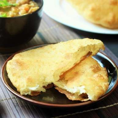 Photo of Poori Recipe by Fareeha Ahmed at BetterButter