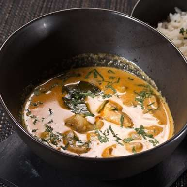Photo of Thai red curry prawn by Sujata Limbu at BetterButter