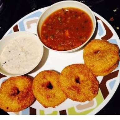 Photo of Medu Vada by Ankita Agarwal at BetterButter