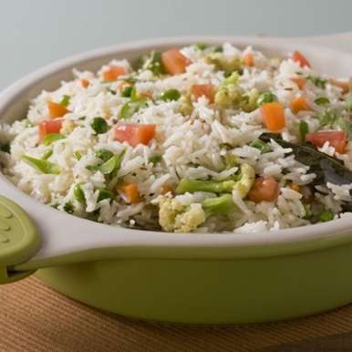 Vegetable Pulao, How to make Vegetable Pulao