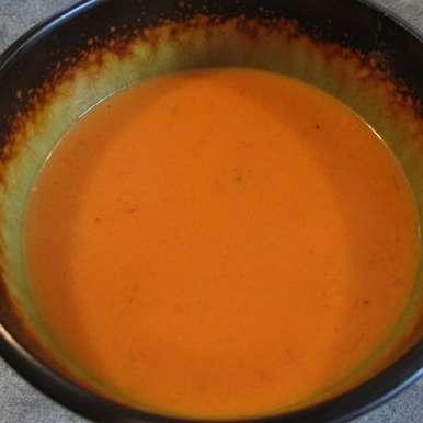 Photo of Tomato, Coriander, Garlic Soup by Guna Organics at BetterButter