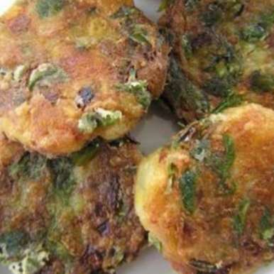 Photo of Curd-methi cutlets by Vandana Goel at BetterButter