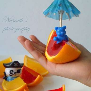 Photo of Jelly boats by Nusrath Jahan at BetterButter