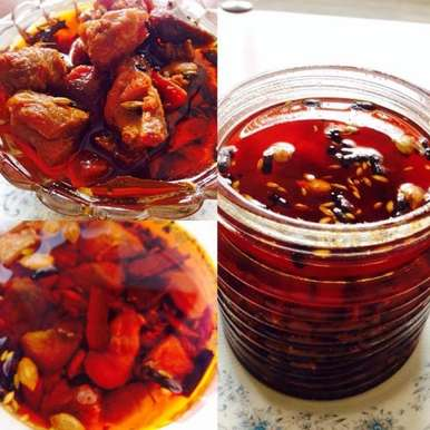Photo of Meat Pickle by Manini Badlani at BetterButter