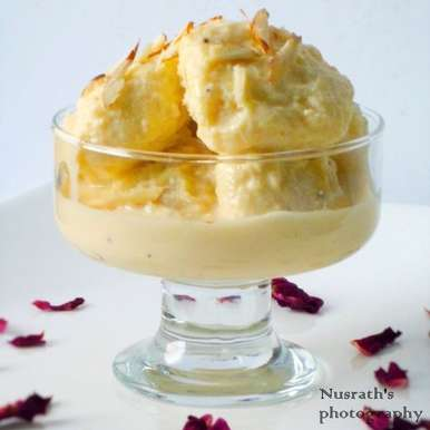 Photo of Rasmalai by Nusrath Jahan at BetterButter