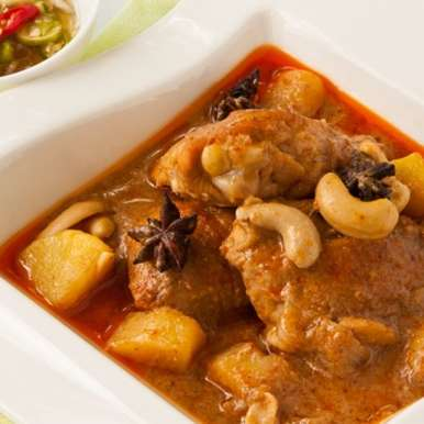 Photo of Chicken cashew curry by Sehej Mann at BetterButter