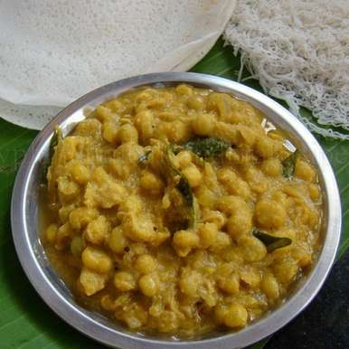 Photo of Kerala Style Green Peas Curry For Idiyappam And Appam by Padma Rekha at BetterButter