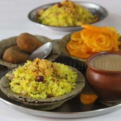 Photo of Indori Poha by Padma Rekha at BetterButter