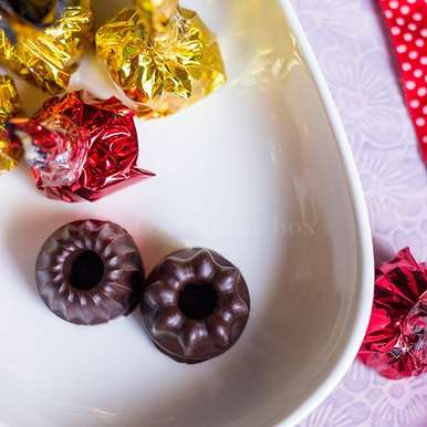 Photo of Homemade Chocolates by Chandrima Sarkar at BetterButter