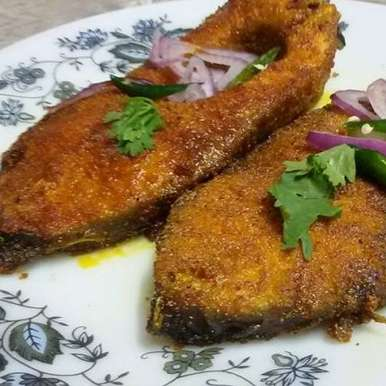 Photo of Fish Fry by Sudip Srivastava at BetterButter